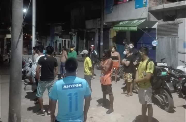image for Ciudadanos detenidos tras no respetar la inmovilización