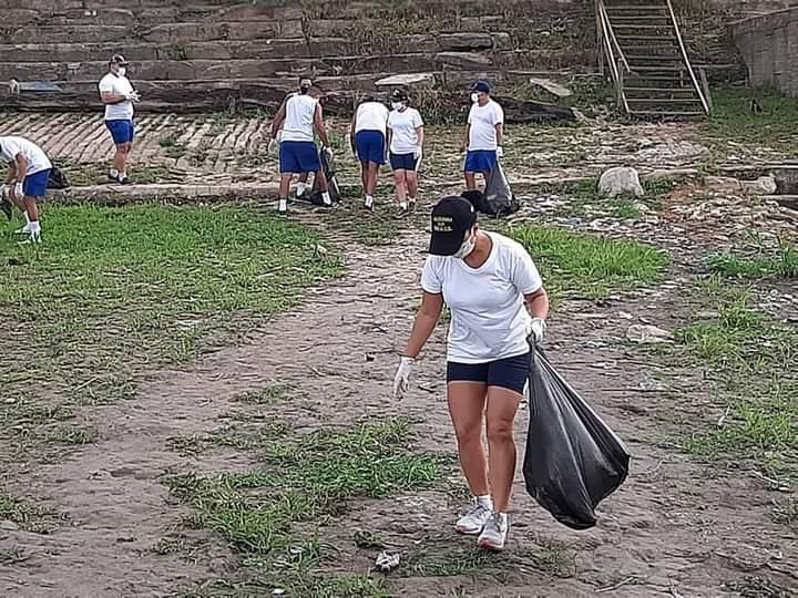 image for Comemorado o Dia Mundial da Limpeza