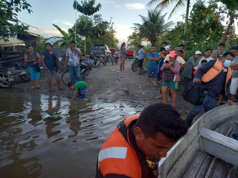 image for 12 toneladas de ayuda humanitaria a  damnificados por inundaciones