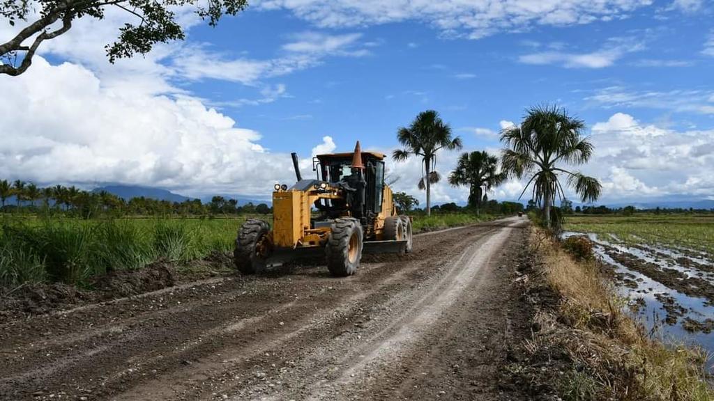 image for Trabajos para el mejoramiento de vías de acceso