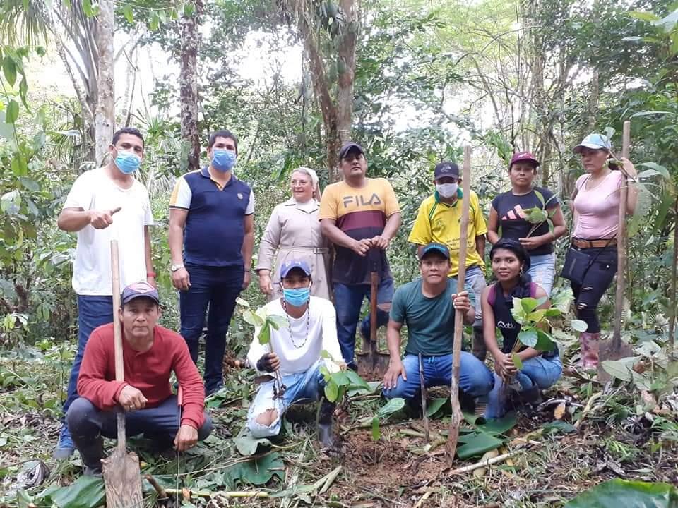 image for UMATA lideró la sembraton de 2200 plántulas