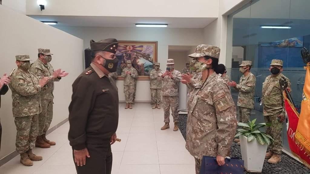 image for Ejército peruano en actividades conmemorativas