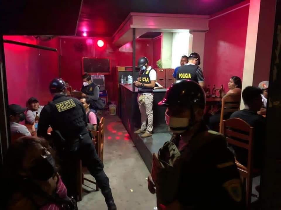 image for Ministerio público participó en operativo policial