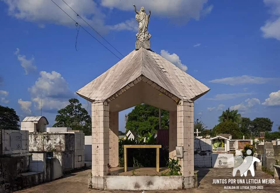 image for Jardines del Recuerdo se encuentra abierto al público