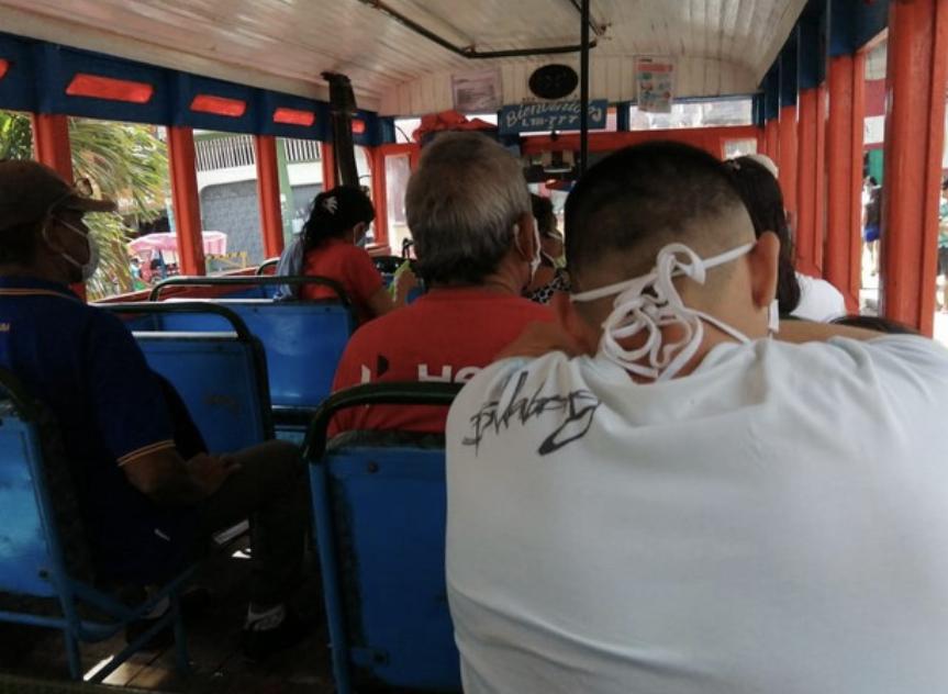 image for Medidas en los ómnibus para proteger a sus pasajeros del Covid-19