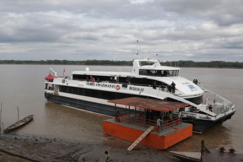 image for Nuevo ferry recorrerá río Amazonas a partir de septiembre  2020