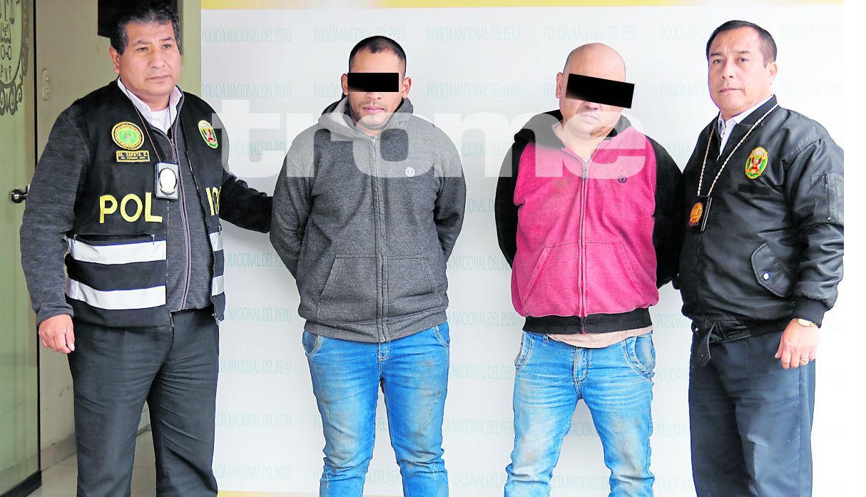 image for Caen raqueteros tras intensa persecución y balacera