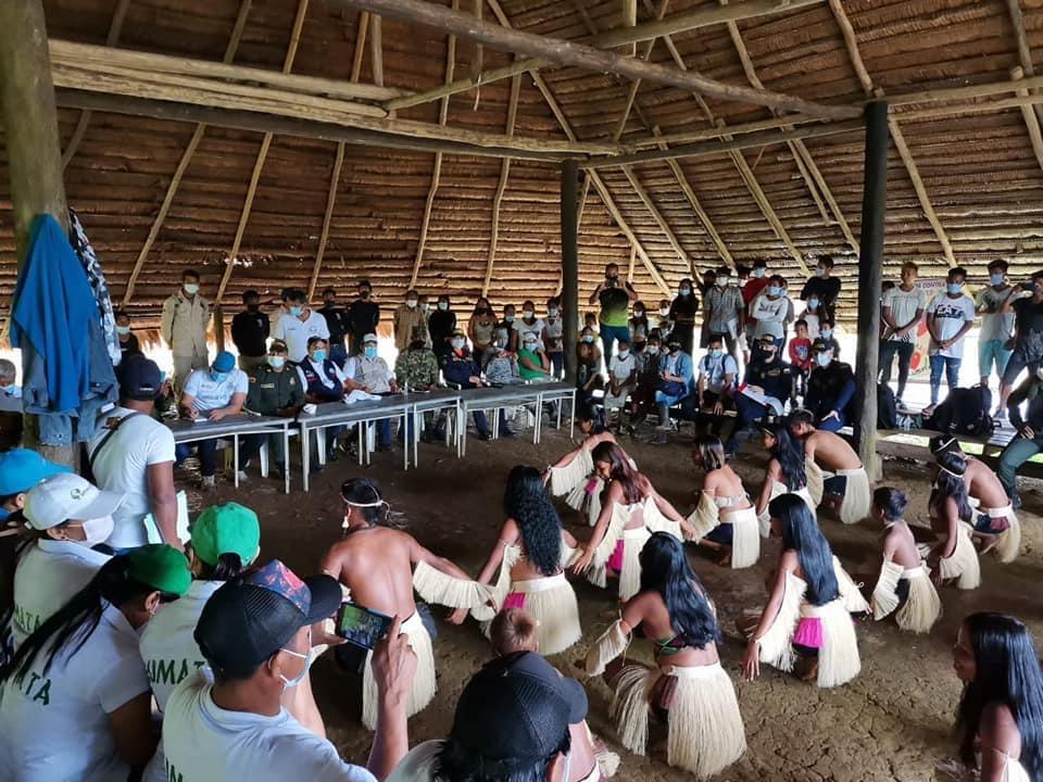 image for Trabajo articulado UMATA y Alcaldia de Puerto