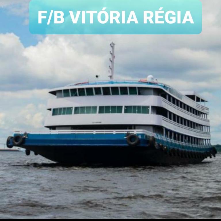 image for F/B VITÓRIA RÉGIA sai hoje às 15h com destino à Manaus