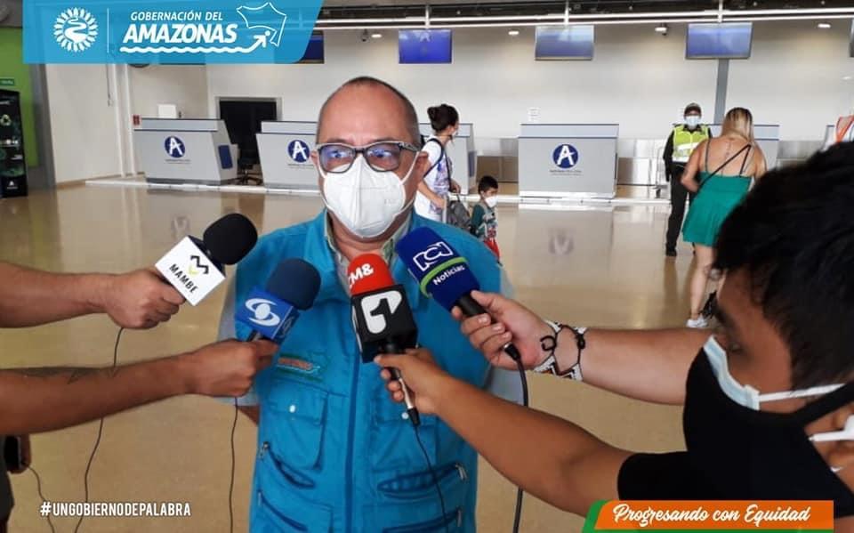 image for Vuelos aéreos para el ingreso de personas al Municipio