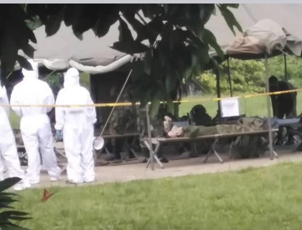 image for Informan que ejército tiene ya 206 casos de COVID-19