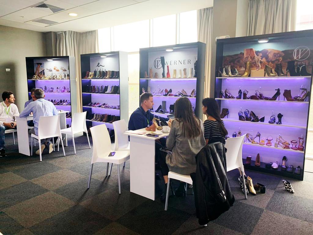 image for Encuentro de negocios de Brasil y Colombia / Calzado el mayor atractivo