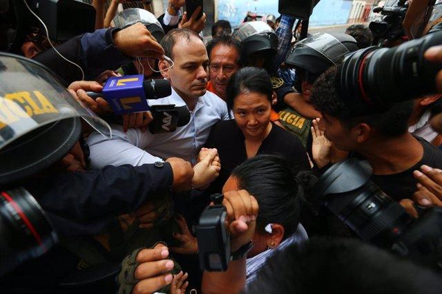 image for Fiscalía pide más de 30 años de prisión para Keiko Fujimori