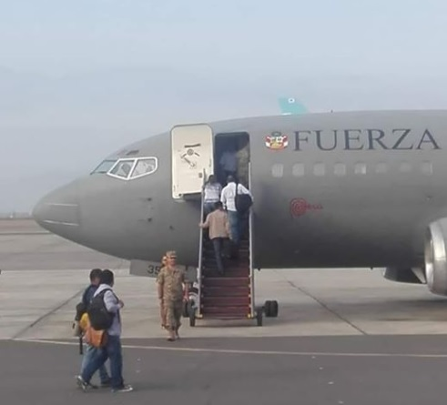 image for Delegación de médicos viaja a Iquitos  en la lucha contra el Covid19