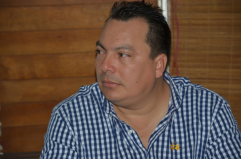 image for Jesús Galdino Cedeño es investigado por la Fiscalía