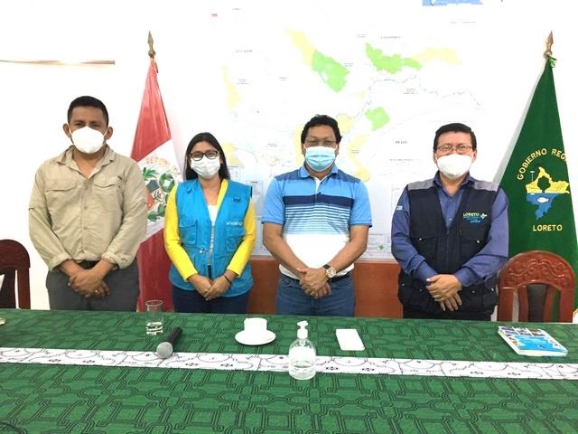image for Unicef Perú dialogan sobre reapertura de escuelas