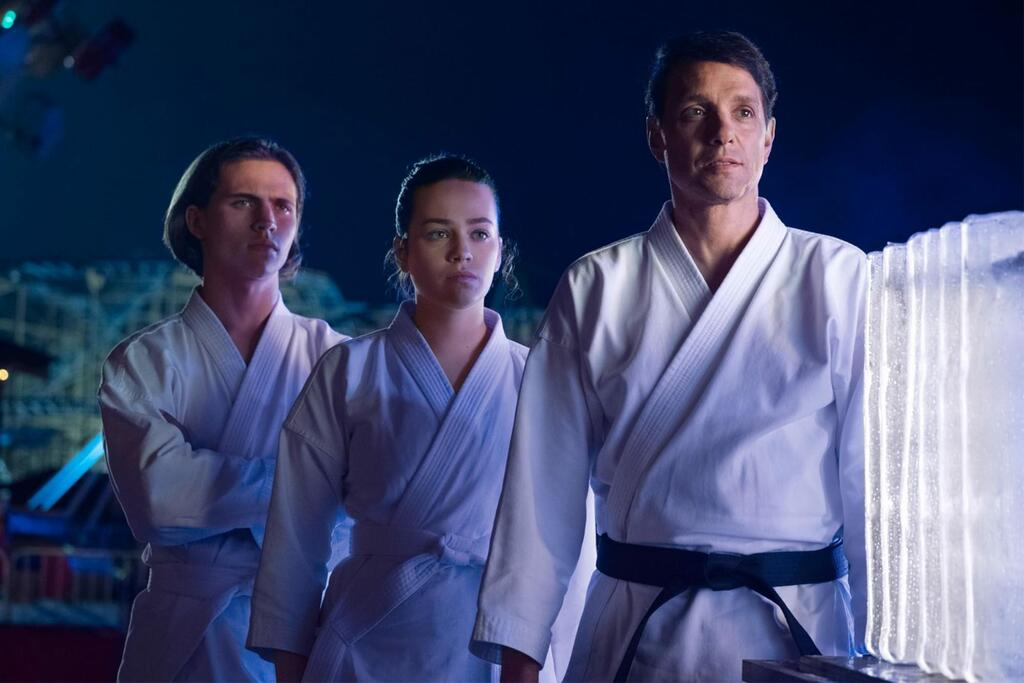 image for Netflix has excited all fans of Cobra Kai