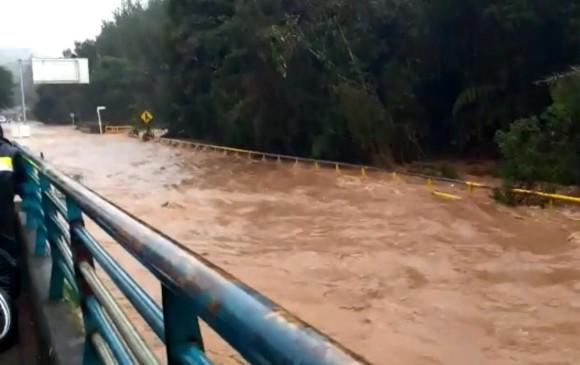 Puente en Medellin