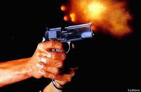 image for Homicidio con arma de fuego a Patrullero