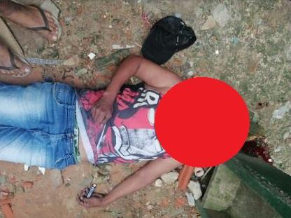 image for Homem entre os 25 e 30 anos encontrado morto