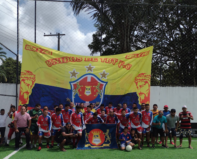 image for Seleção tabatinguense campeã da II Copa Arena Vila Norte
