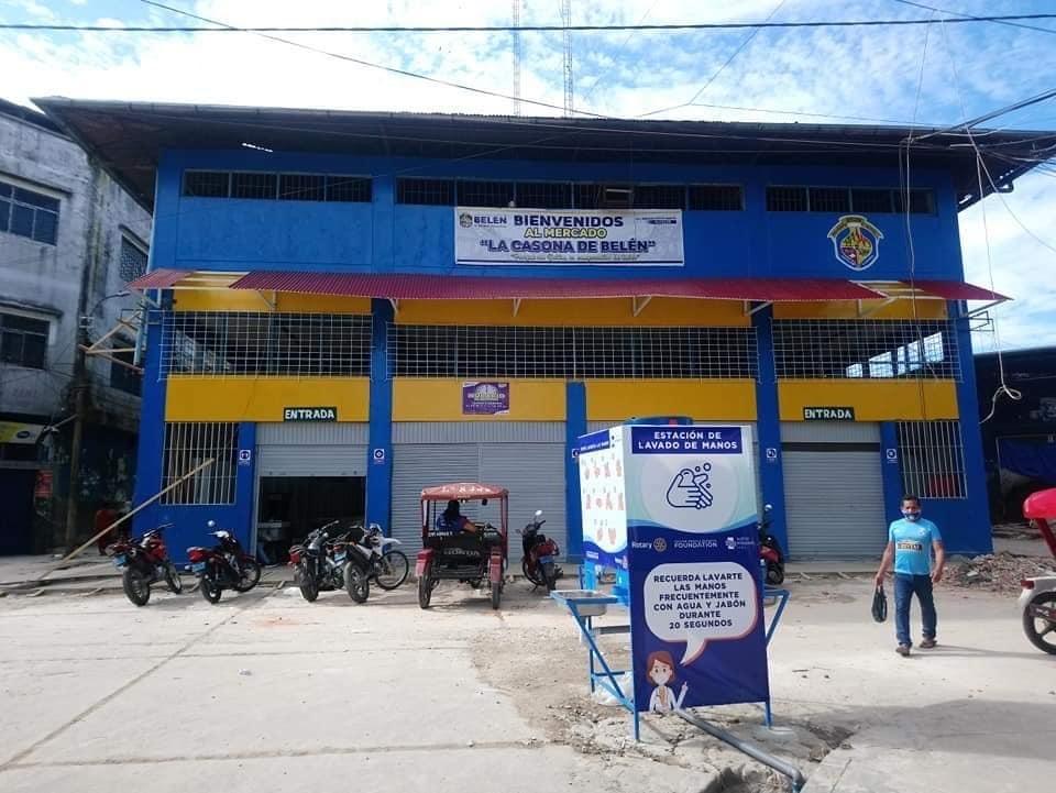 image for Pasaje Paquito en La Casona de Belén adre sus puertas