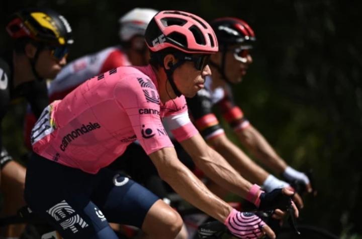image for Rigoberto recuperó el segundo lugar de la general en el Tour de Francia