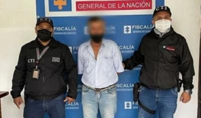 image for Capturan a presunto abusador de 20 menores en Rionegro