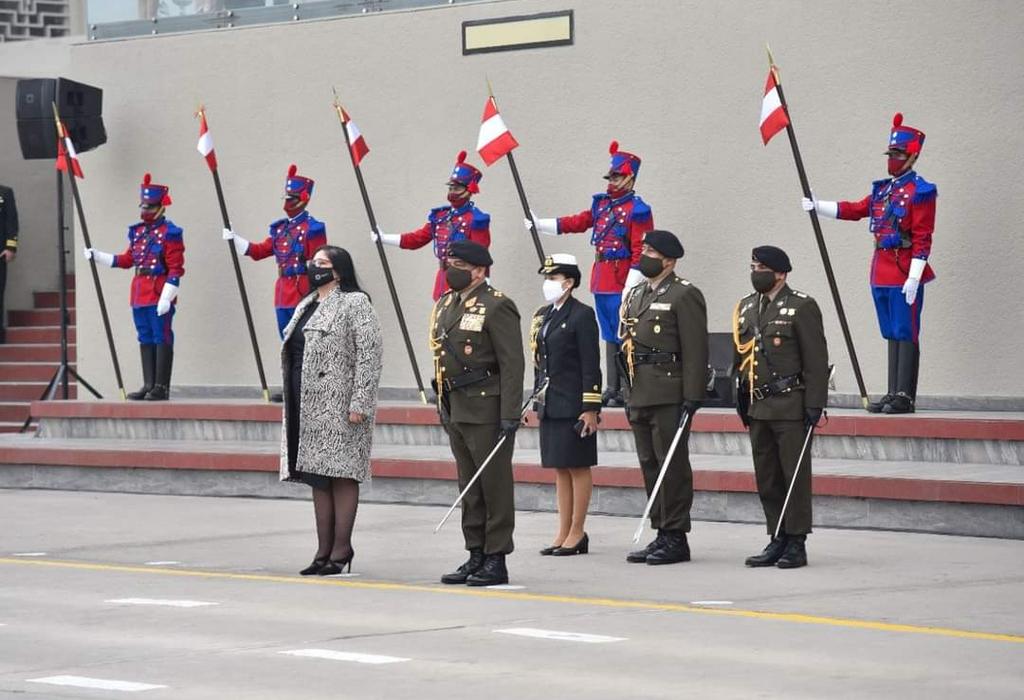 image for Honores de despedida al General de Ejército César Astudillo