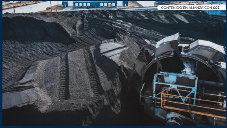 image for Verifique el comportamiento del carbón con los análisis próximos completos
