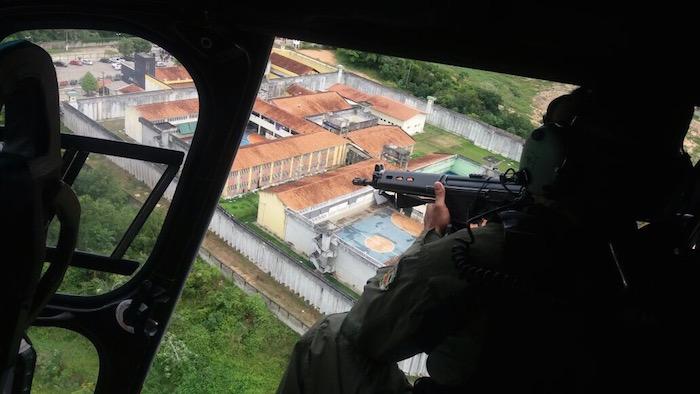 image for Vídeos e imagens sobre fuga no Compaj não são verdadeiros