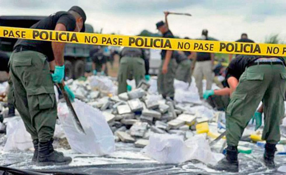 image for Detienen a 38 personas en Panamá / Laboratorio para producir drogas sintéticas