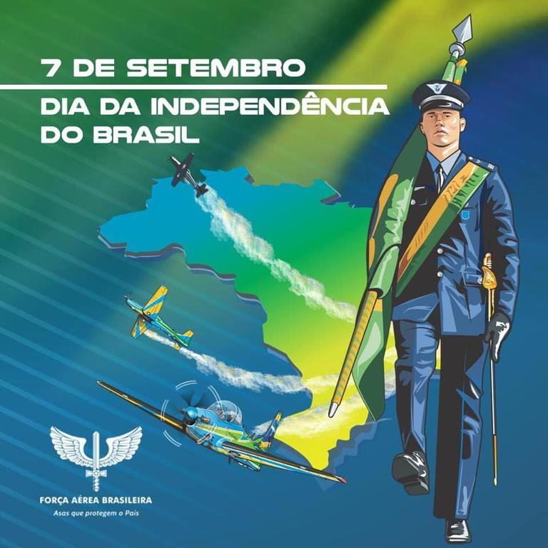 image for Força Aérea Brasileira no dia  da Independência do Brasil