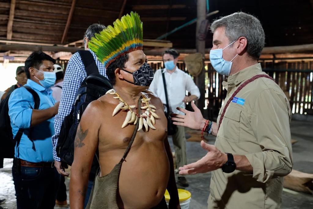 image for Pueblos indígenas de la Amazonía desarrollarán 34 proyectos millonarios