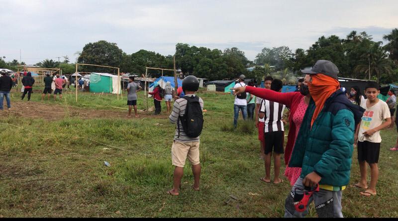 image for Medios de comunicación desmiente muertos durante desalojo en barrio IANE