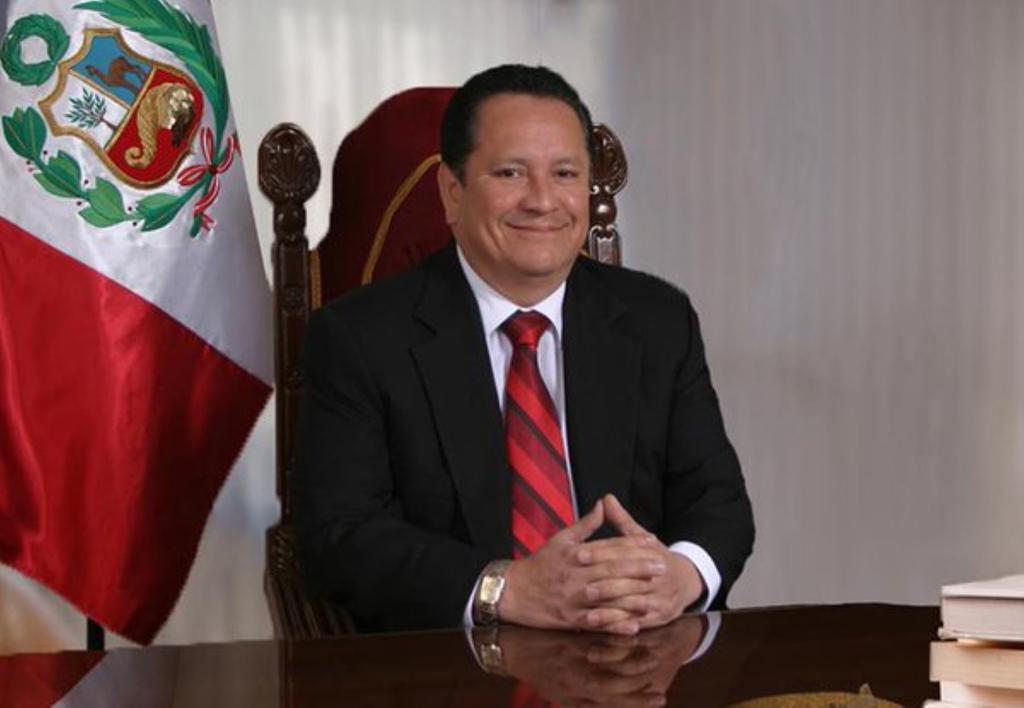 image for JNJ destituye a fiscal supremo