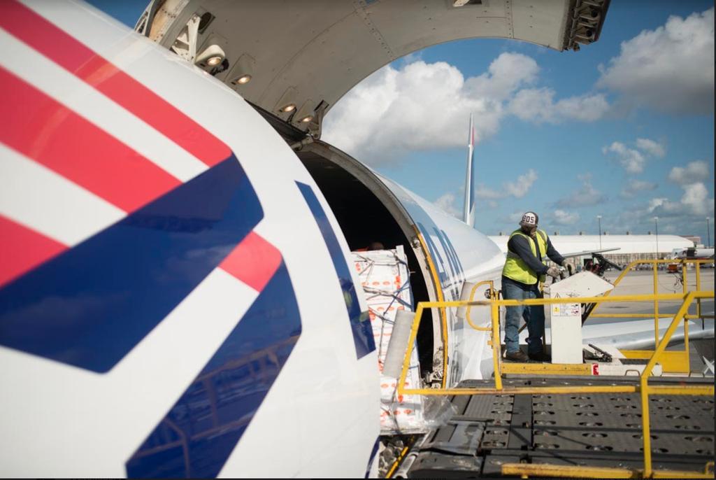 image for Aumento de transporte de carga a Estados Unidos desde Colombia