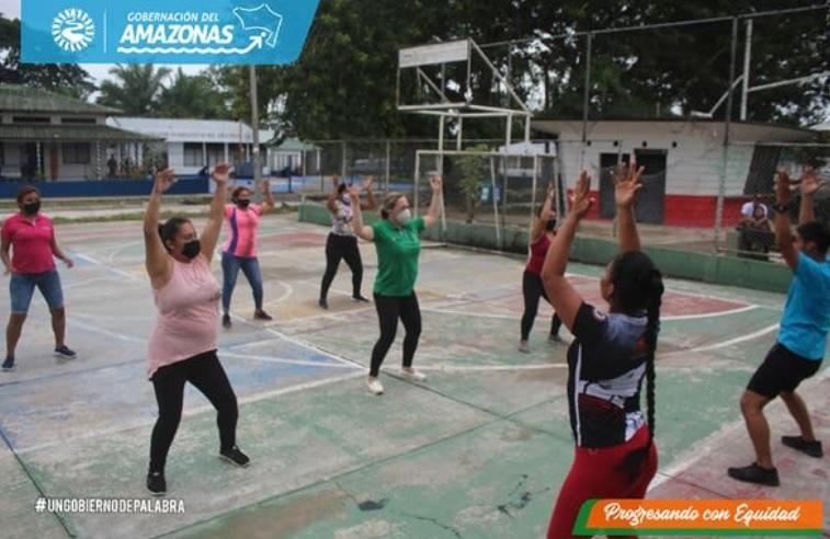 image for Jornadas de actividades lúdicas y deportivas en el parque Santander