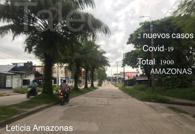 image for Dos nuevos casos confirmados de Covid-19 | Total 1900