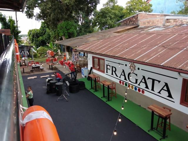 image for Interviene en local La Fragata / Policía