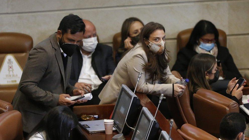 image for Congresistas que serían denunciados ante la Corte Suprema por el escándalo de Mintic