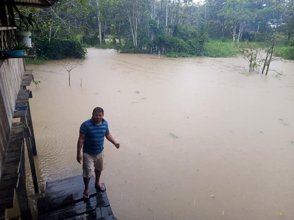 image for Comunidad de Macedonia no es ajena a las lluvias