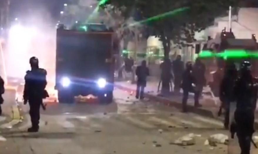 image for Bancos atacados durante manifestaciones en Bucaramanga