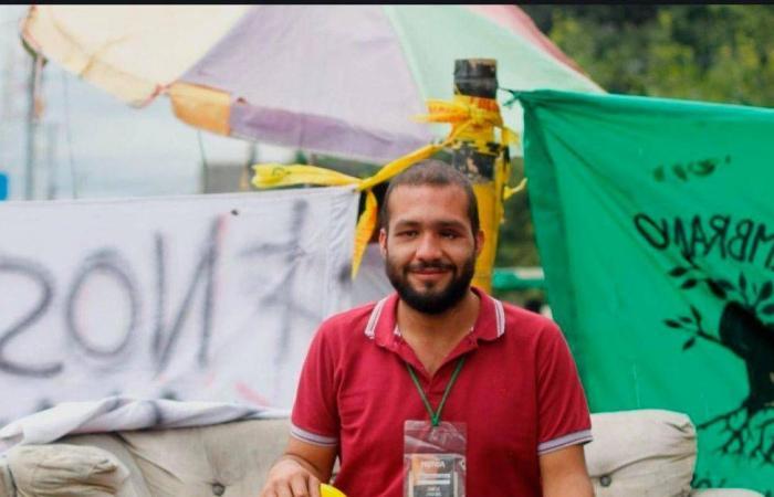 image for Jail for alleged hitmen of student leader in Popayán