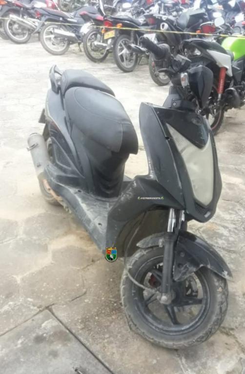 image for Motocicletas com restrição de furto foram recuperadas