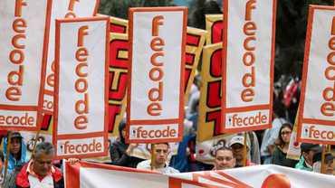 image for Fecode dice que colegios repondrán clases