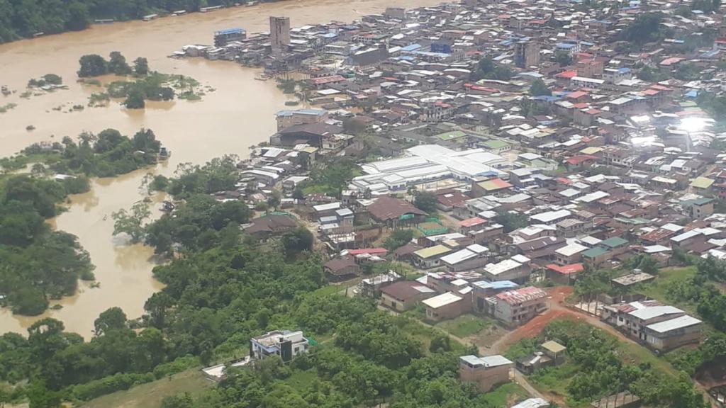 image for Fuertes inundaciones en Barbacoas - Nariño