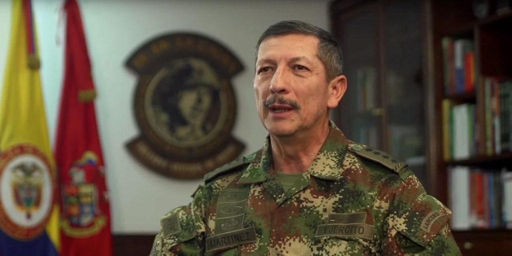 image for Investigación a excomandante del Ejército Nicacio Martínez es archivada