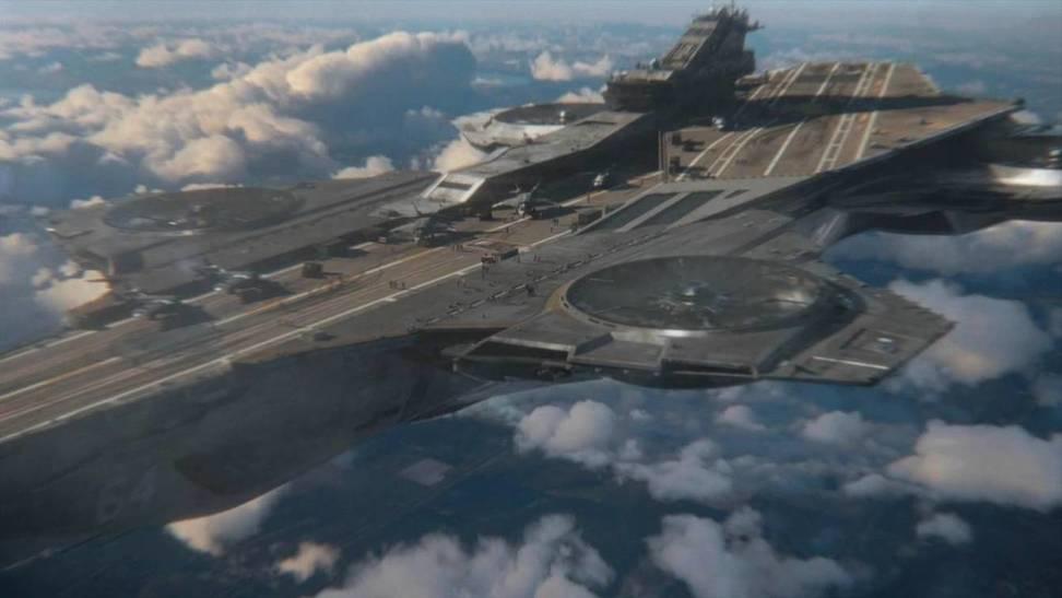 image for Portaaviones volador del Pentágono llegará este año