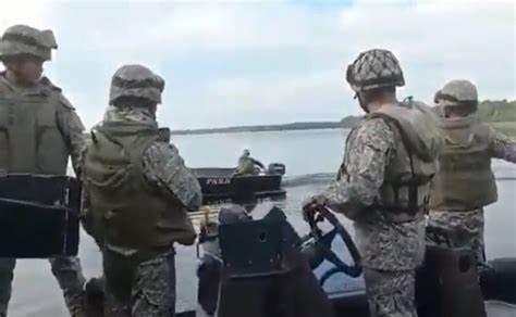 image for Armada Nacional expulsa a militares venezolanos